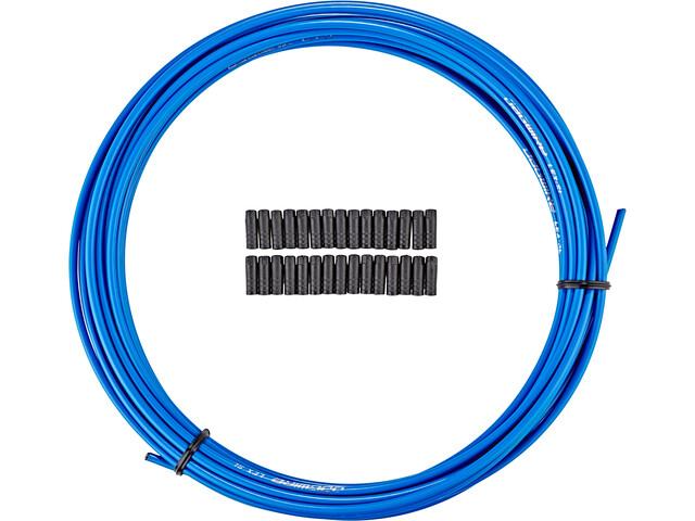 Jagwire LEX SL Shift Cable Housing Incl. End Caps 10m blue